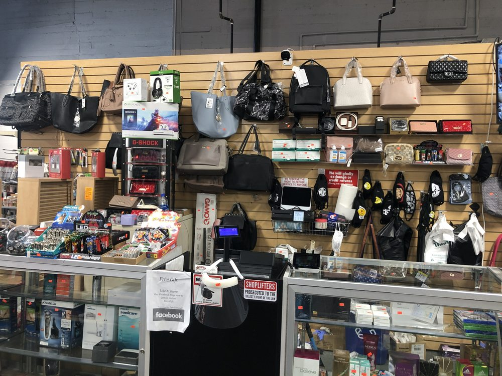 Los Angeles Family Outlet: 5136 Whittier Blvd, Los Angeles, CA