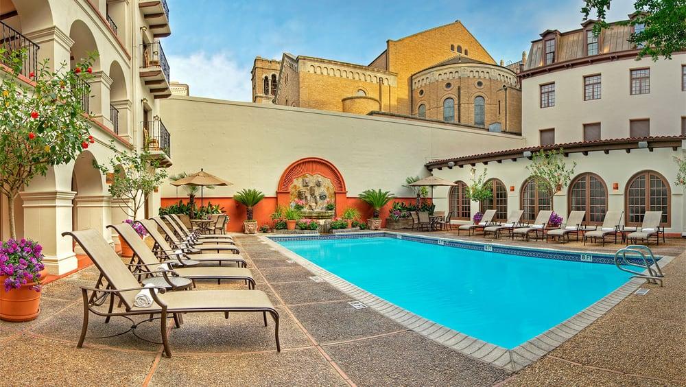 Omni La Mansion Del Rio Hotels Downtown San Antonio