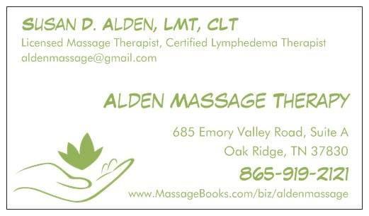 Massage in oak ridge tn
