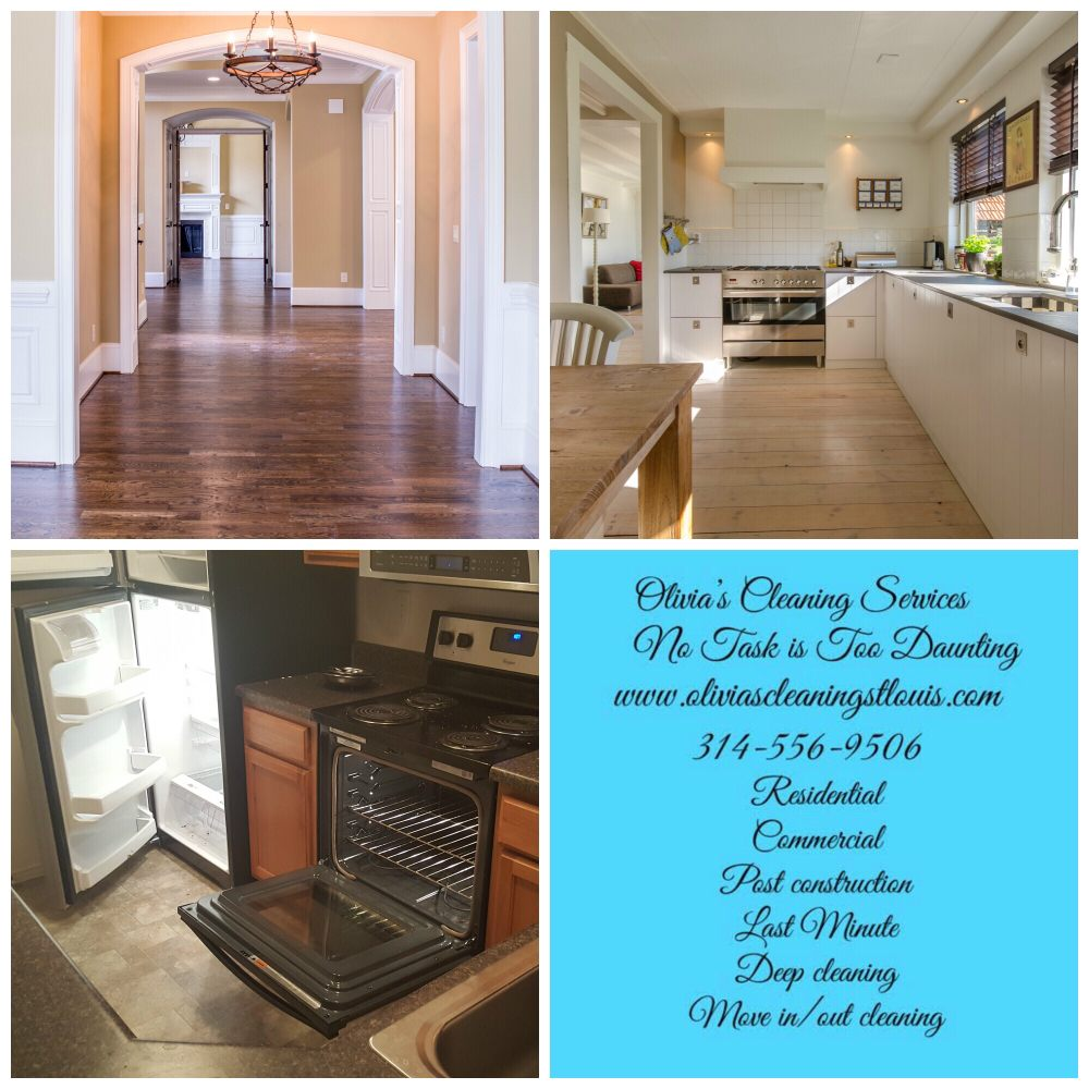 Olivia's Cleaning Services: 2 Cityplace Dr, St. Louis, MO