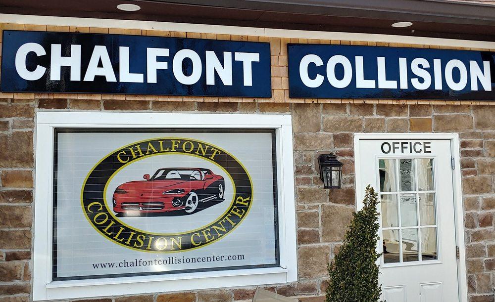 Chalfont Collision Center: 74 Park Ave, Chalfont, PA