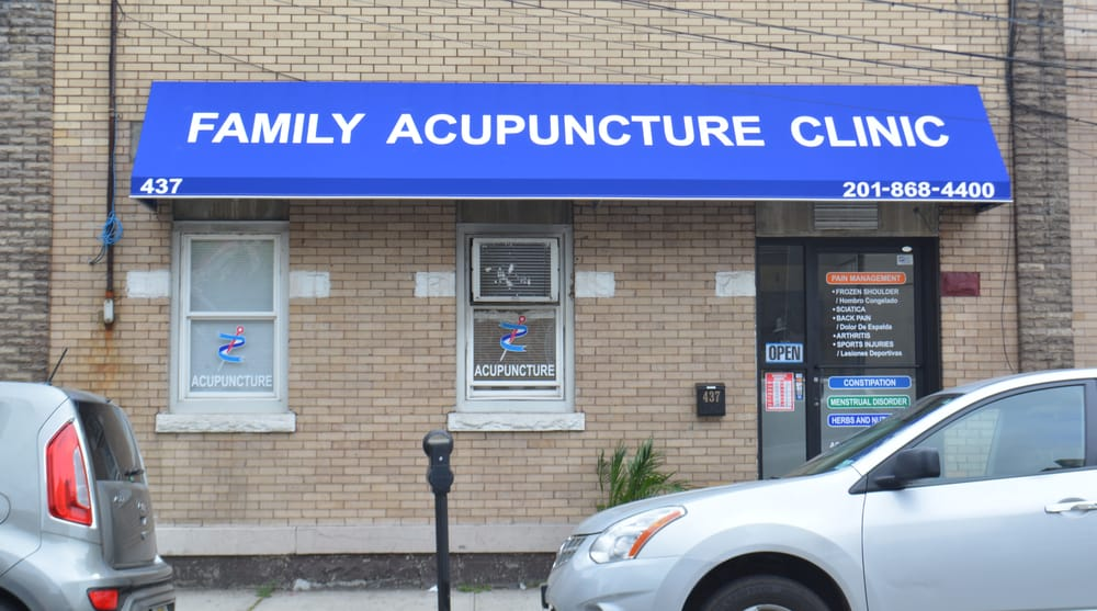 Family Acupuncture Clinic: 437 69th St, Guttenberg, NJ