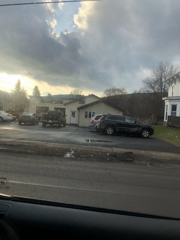 Ken's Auto Collision: 15 W Main St, Canisteo, NY