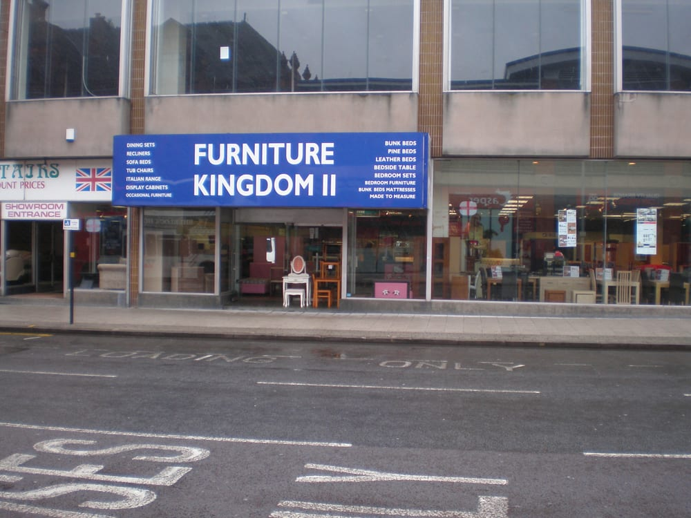 Furniture kingdom ii furniture shops 294 high street for Furniture kingdom