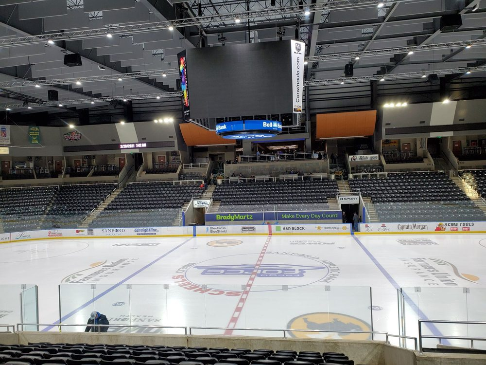Scheels Arena: 5225 31st Ave S, Fargo, ND