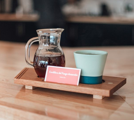 Social Spots from Brass Horn Coffee Roasters