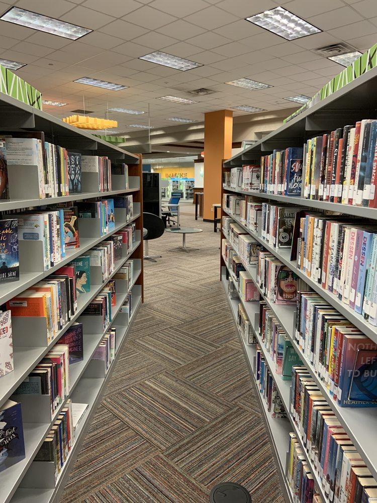 Grand Prairie Libraries