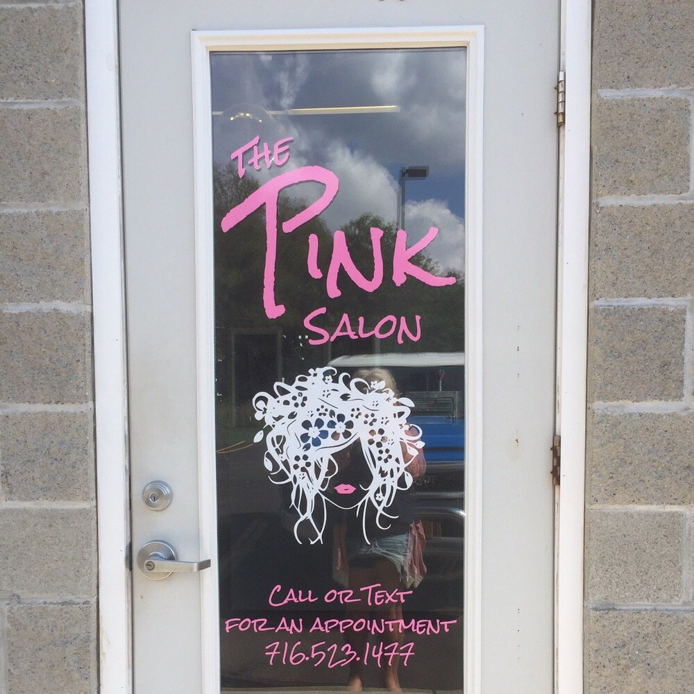 The Pink Salon: 8510 Roll Rd, Clarence Center, NY