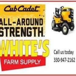 Whites Farm Supply: 5828 Waterloo Rd, Atwater, OH