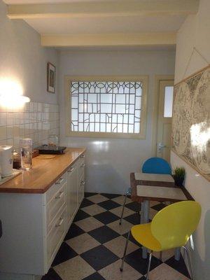 Apartment Vermeer - Bed & Breakfast - Lange Leidsedwarsstraat 164 ...