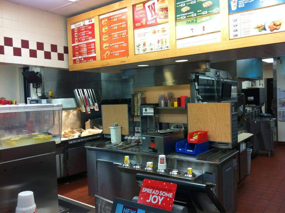 Wendy's: 11123 Us Route 41, W.Union, OH