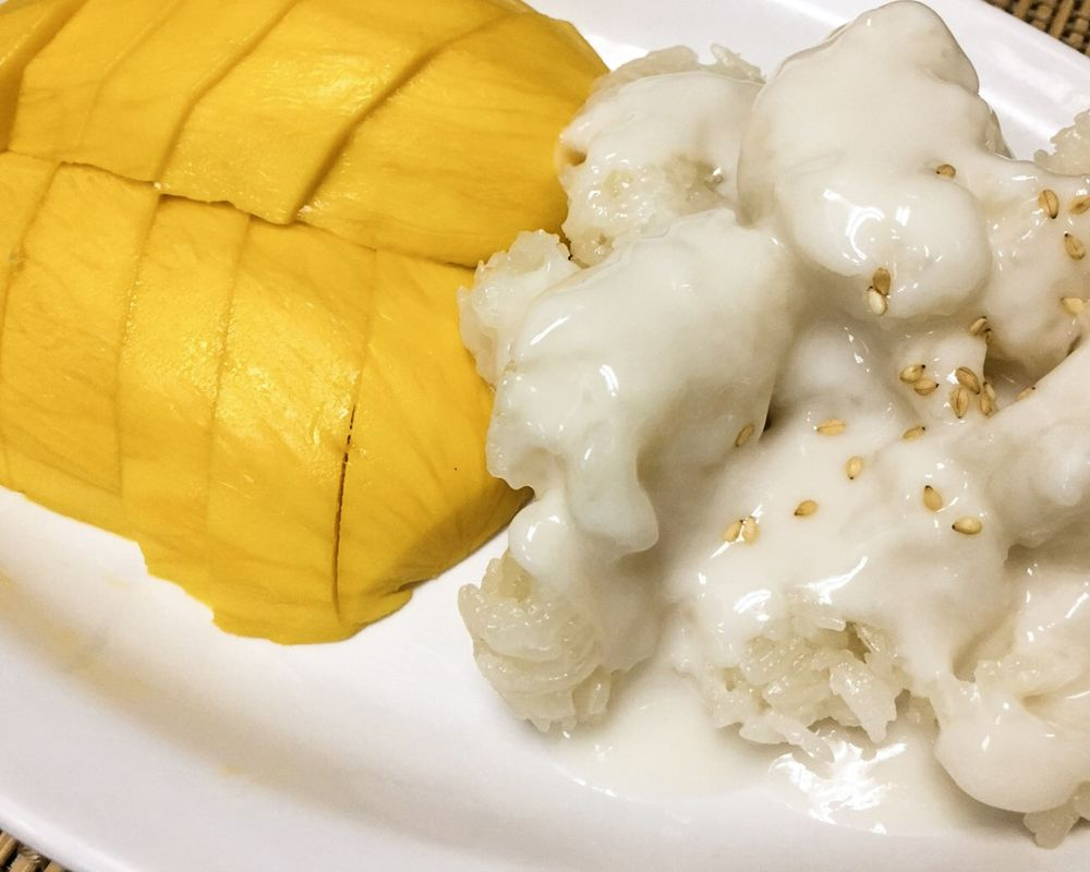 Mango Sticky Rice Dessert - Yelp