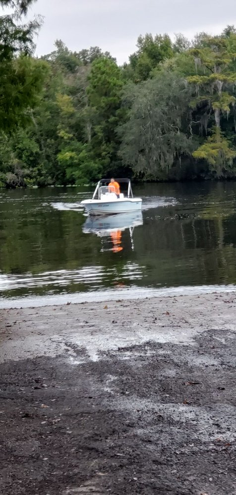 Old Ferry Boat Ramp: 2001 Old Ferry Rd, Green Cove Springs, FL