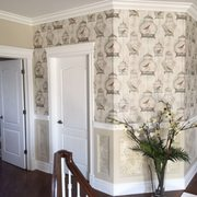 Gorgeous bedroom Photo of Jegal Wallpaper Installers - Los Angeles, CA, United States ...