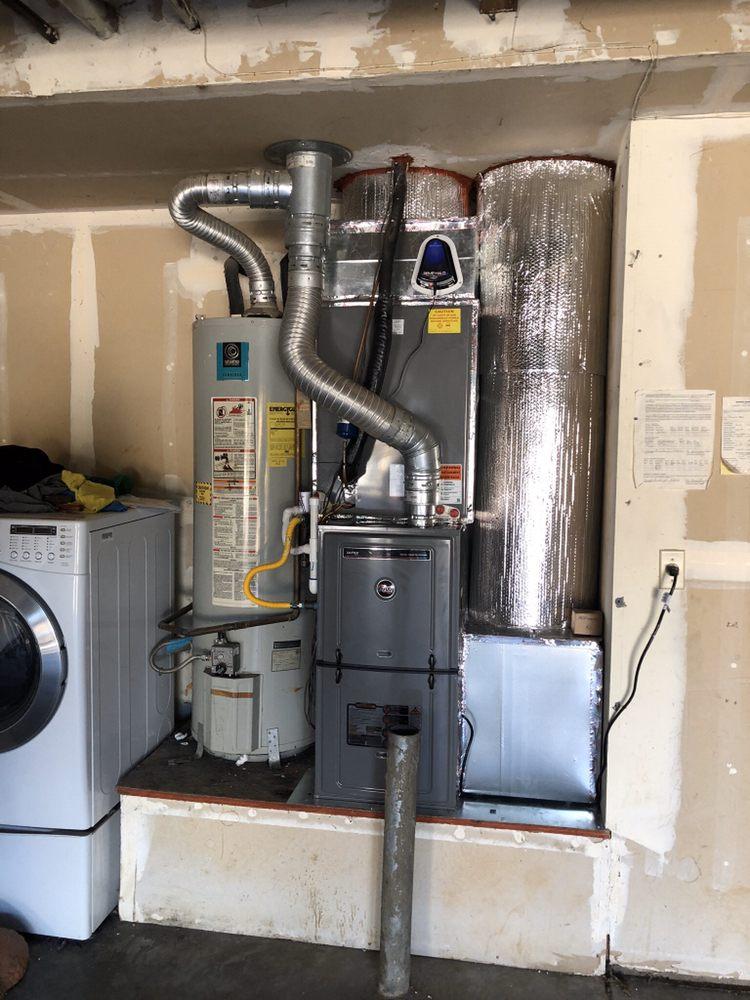 Hawk Heating & Air Conditioning: Galt, CA