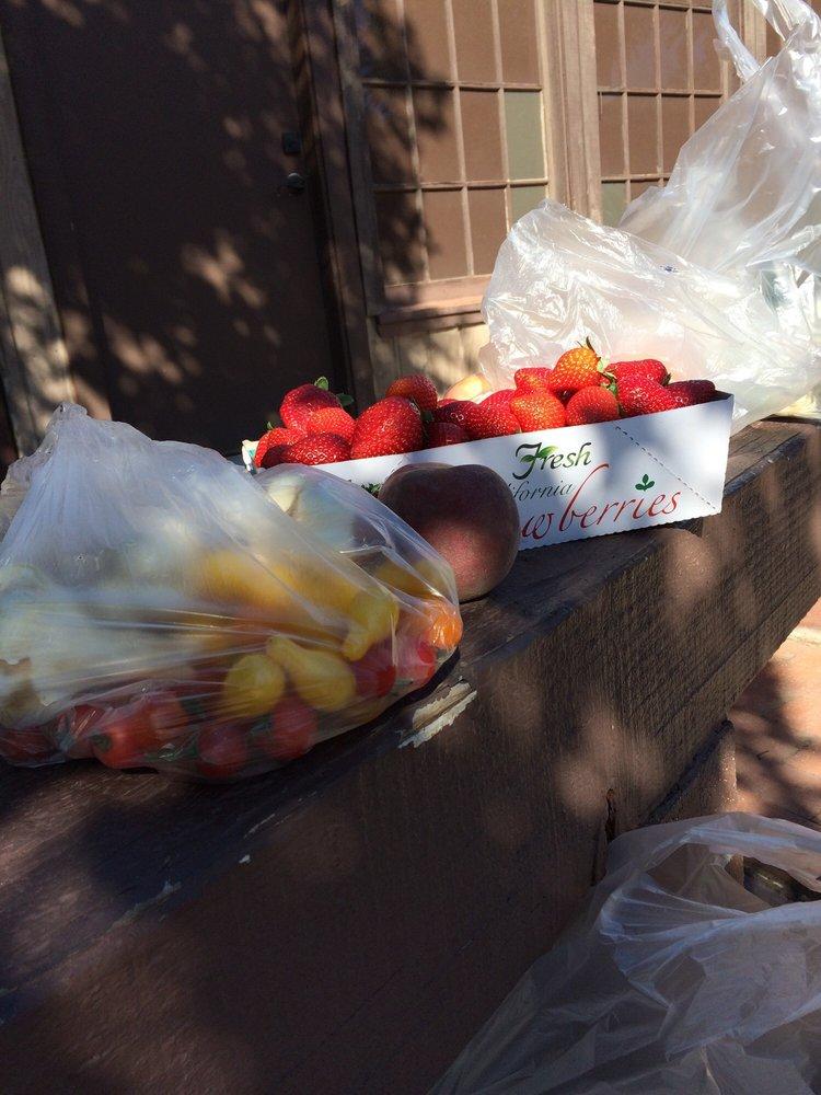 Downtown Farmer's Market: 45 W Center St, Cedar City, UT