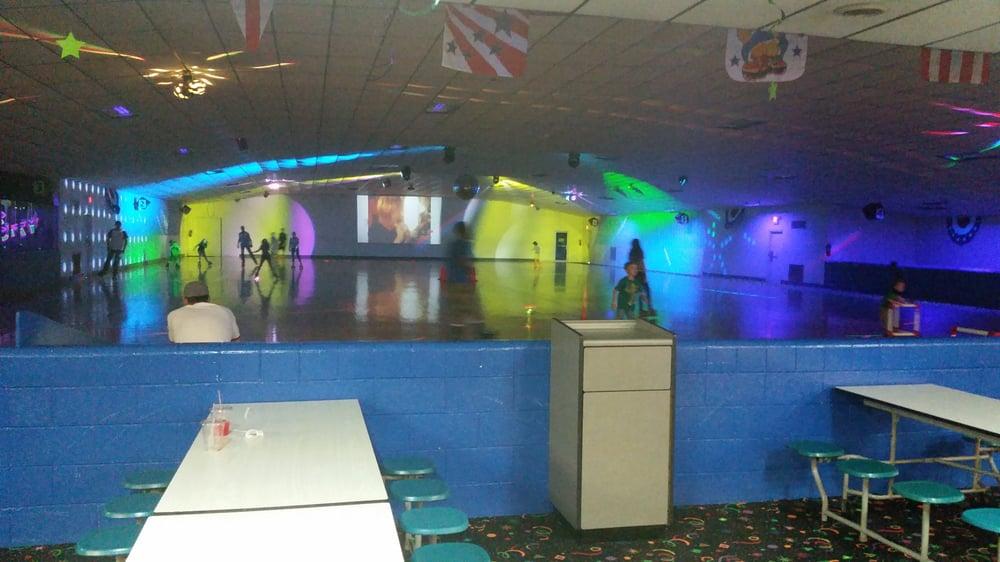 Skating Rink: 2800 E 24th St, Joplin, MO