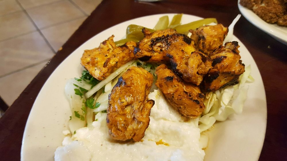Chicken kabob yelp for Aladdin mediterranean cuisine houston tx