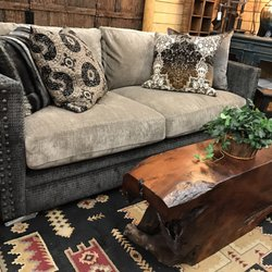 Photo Of Reno Tahoe Rustic   Reno, NV, United States. This Sofa Was
