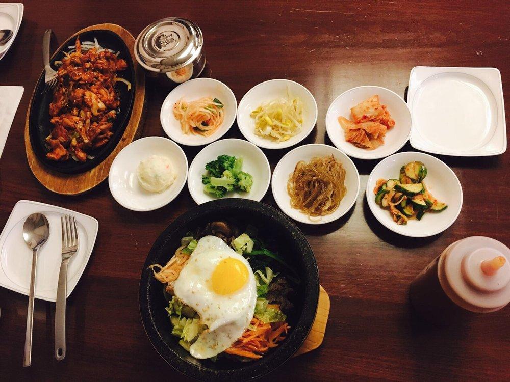 Korean BBQ: 1170 Woodruff Rd, Greenville, SC