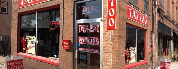 74bd8774bcc10 Tiger Rose Tattoo 355 13th Ave NE Minneapolis, MN Tattoos & Piercing ...
