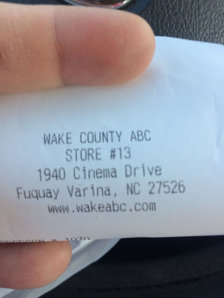 ABC Wake County: 1940 Cinema Dr, Fuquay Varina, NC