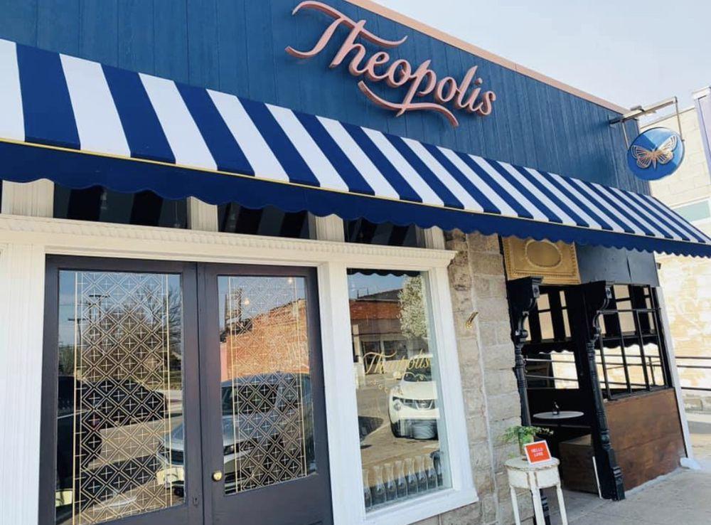 Theopolis Social Club: 419 E Main St, Shawnee, OK