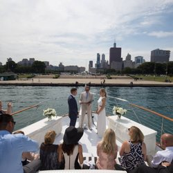 Photo Of Chicago Private Yacht Als Il United States Wedding Photography
