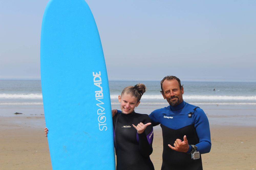 Pismo Beach Surf Academy
