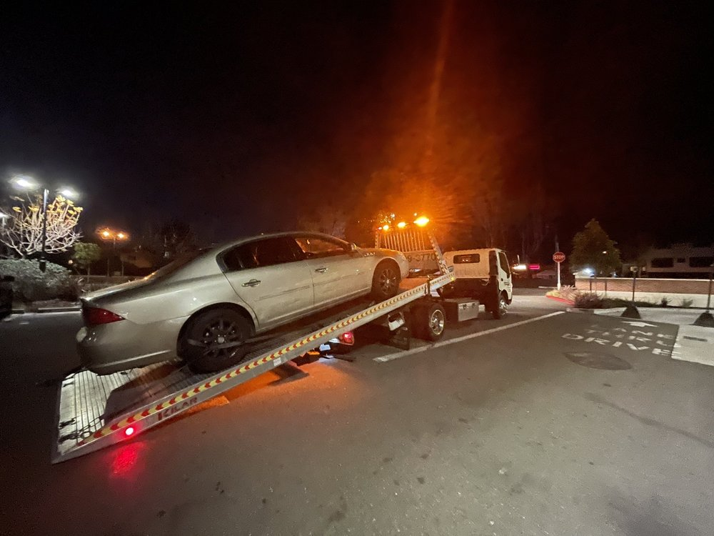 Towing business in Dublin, CA