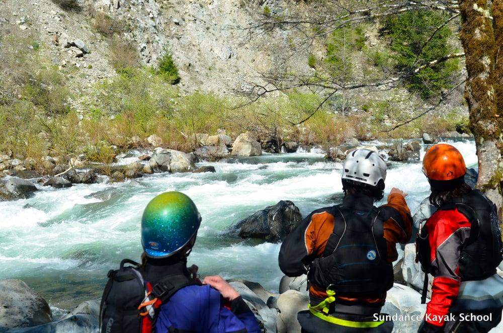 Sundance Kayak School: Rogue River, OR
