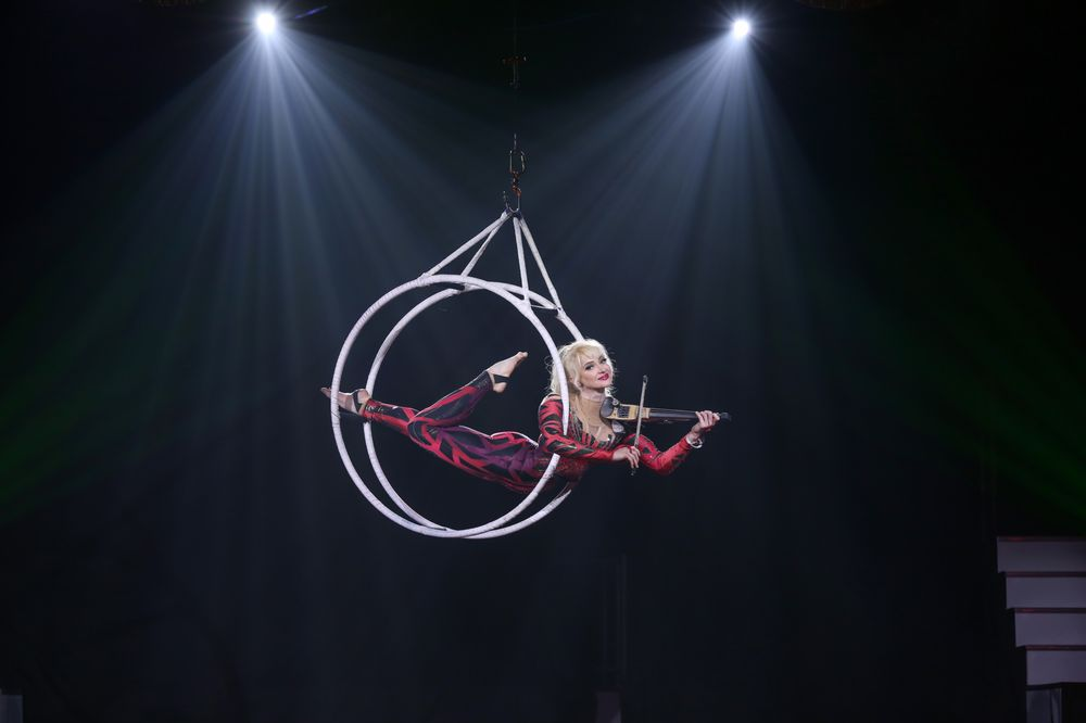 The Janice Martin Cirque Show: 3115 W 76 Country Blvd, Branson, MO