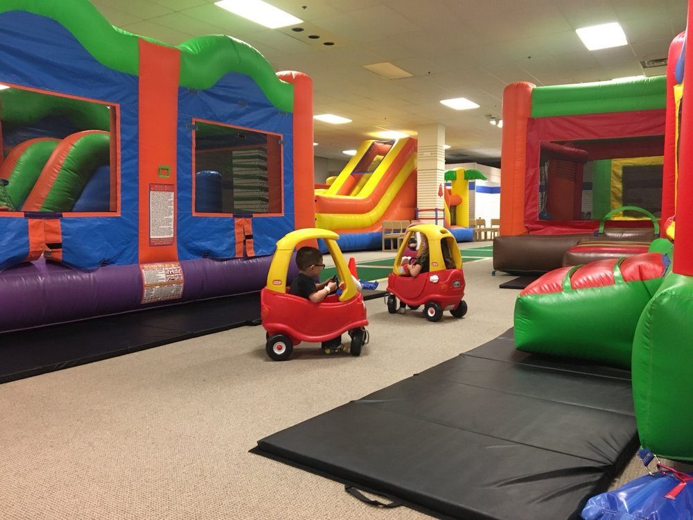 G2 Fun Zone: 2095 14THE Ave SE, Albany, OR