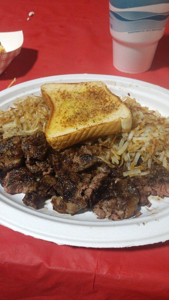 The 57 Diner: 499 W Railroad St, Unadilla, GA