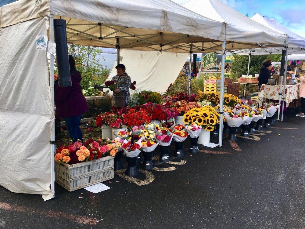 Portland Farmers Market - King: NE Wygant St & NE 7th Ave, Portland, OR
