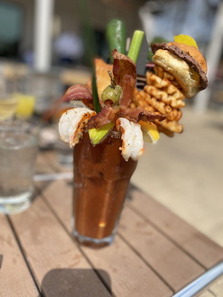 Chef Point Bar & Restaurant: 5220 Hwy 121, Colleyville, TX