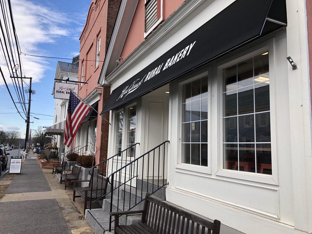 Red Truck Bakery: 8368 W Main St, Marshal, VA
