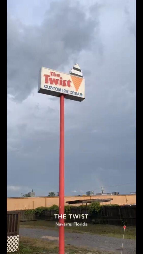 The Twist Custom Ice Cream: 1816 Prado St, Navarre, FL