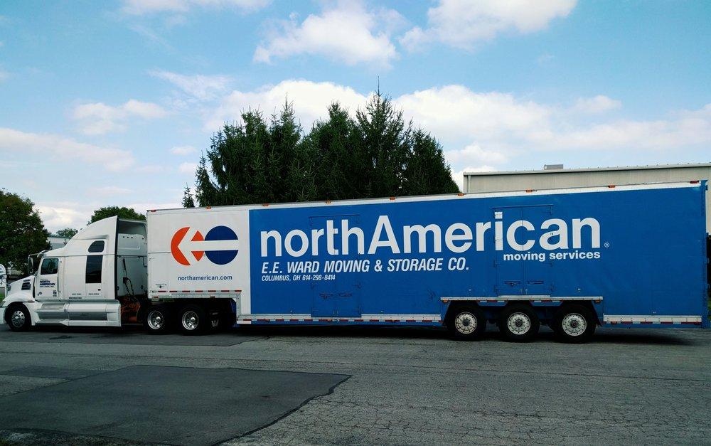 E.E. Ward Moving & Storage: 2235 Southwest Blvd, Grove City, OH