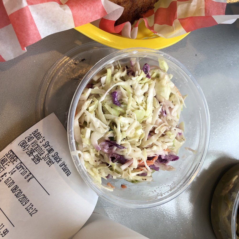 Bubba's Shrimp Shack Urbanna: 240 Virginia St, Urbanna, VA