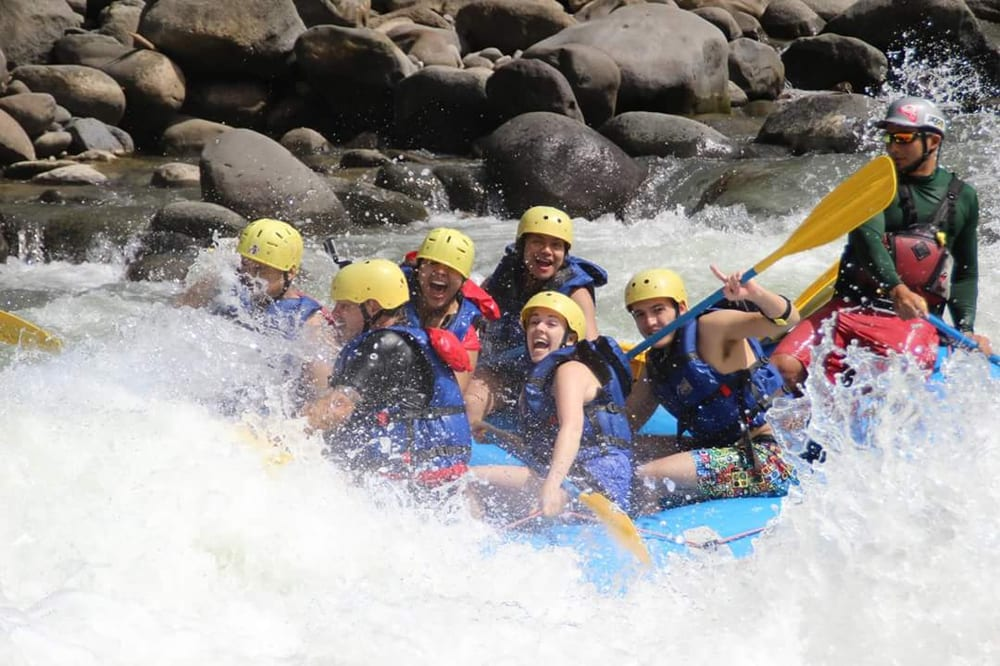 Costa Sol Rafting: Pacuare River Costa Rica, New York, NY