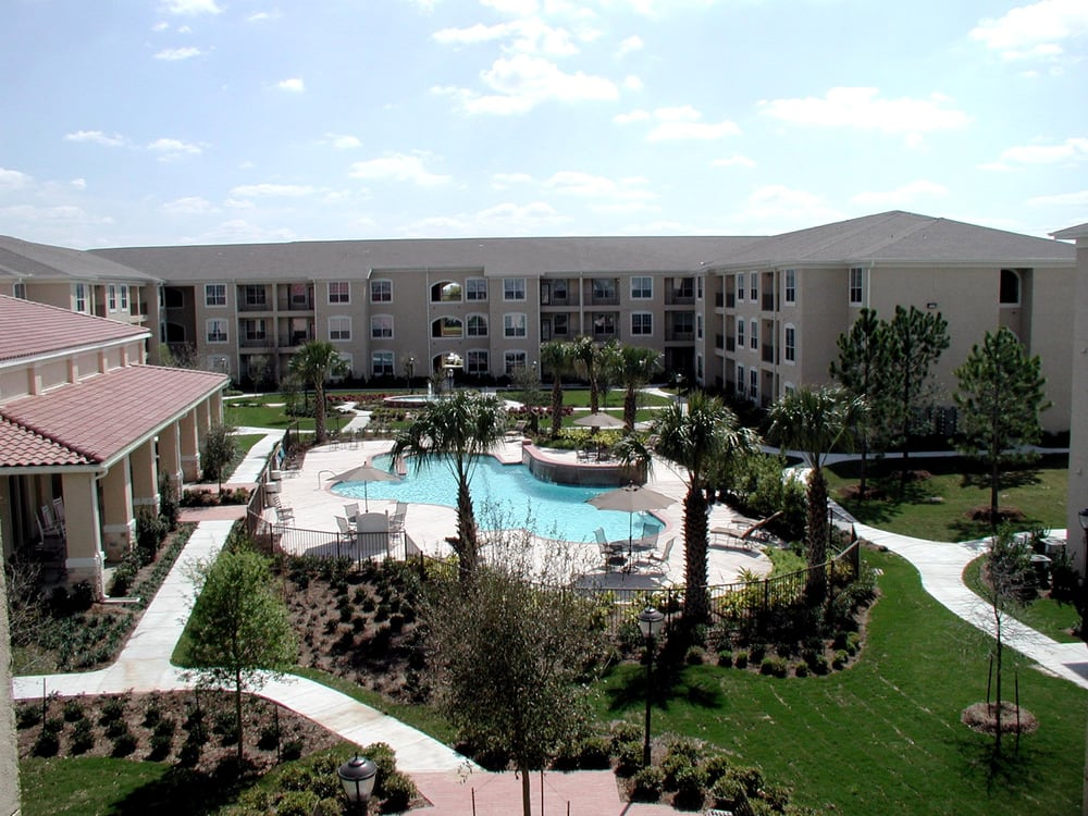 Park Falls Apartments Katy Tx