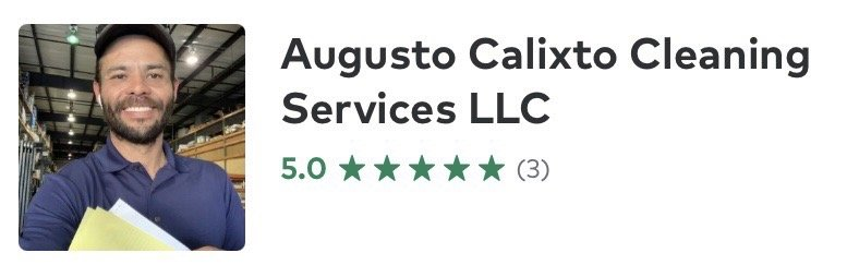 Augusto Calixto Cleaning Services: Boulder, CO