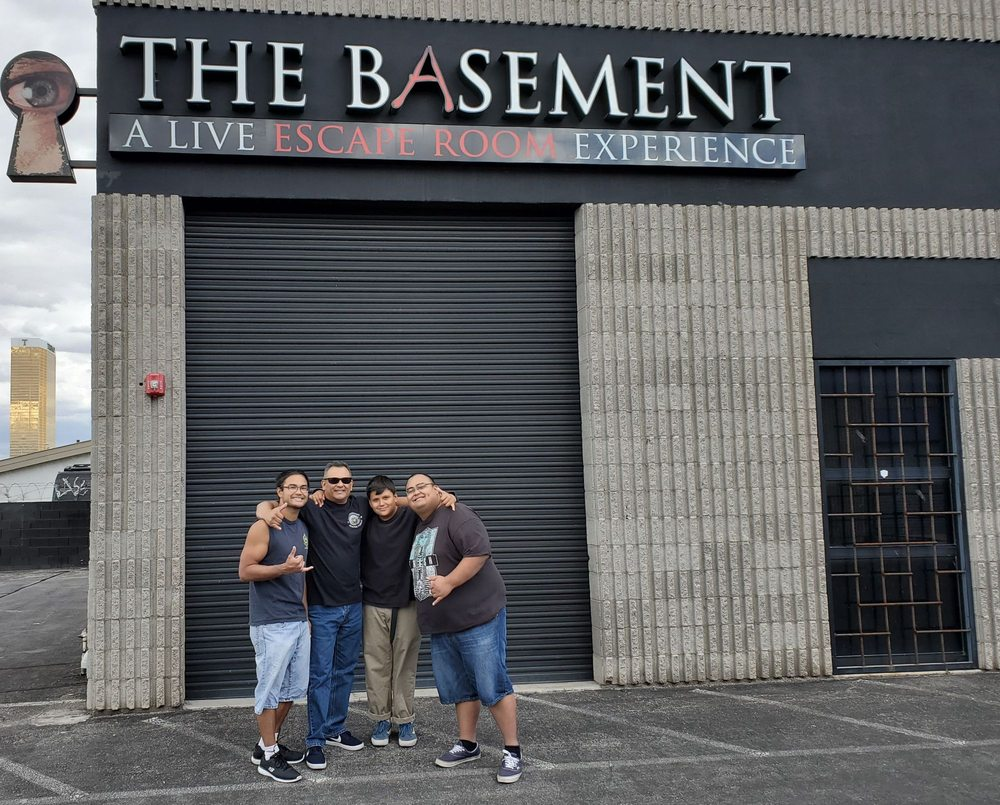 The Basement - A Live Escape Room Experience