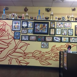 Lost art 27 reviews tattoo 348 s state st downtown for Tattoo shops salt lake city utah