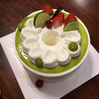 Paris Bakery Blueberry Cake