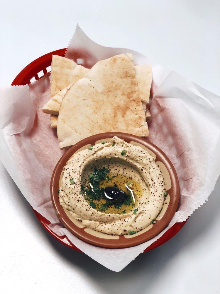 Tabouleh Mediterranean Cafe: 7645 Merrill Rd, Jacksonville, FL
