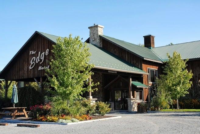 Edge Hotel: 3952 State Rt 12, Lyons Falls, NY