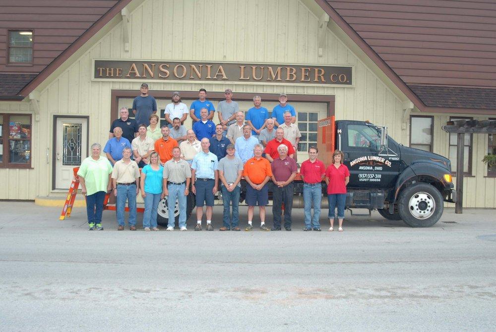 Ansonia Lumber: 300 S Main St, Ansonia, OH