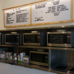 Gentil Photo Of Snap Kitchen   Chicago, IL, United States. Microwaves, Utensils,